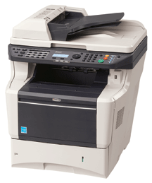 FS 3140MFP 3QL 3in1 A4 Multifunctional Printers