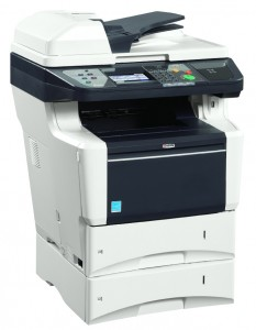 Kyocera FS 3640MFP High Speed BW COpier Printer Scanner and Fax 233x300 A4 Multifunctional Printers