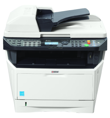 how to get kyocera printer online